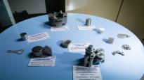 Metallin 3D-tulostaminen voi olla