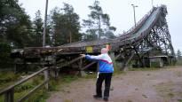 Mäkikotkat eivät enää lennä Helsingissä – Herttoniemen hyppytornin purkamisen jälkeen isoon mäkeen on lähdettävä Lahteen