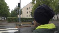 Luokanopettajat huolestuivat nopeista vihreistä valoista Hämeenlinnassa: