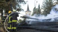 Rakennetaanko Kiihtelysvaaraan uusi kirkko palaneen tilalle? Kirkkoneuvosto käsittelee asiaa lähipäivinä
