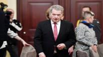 Presidentti Niinistö ihmettelee rahan määrän nopeaa lisääntymistä maailmassa: Velan kasvu ei voi jatkua