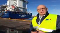 Kotkan satama tähtää Itämeren johtavaksi sellusatamaksi: