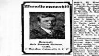 Turkulainen Usko Salonen lähti merimieheksi Australiaan, mutta kuoli Flanderin juoksuhaudoissa – Ensimmäisessä maailmansodassa suomalaisia taisteli sekä lännessä että idässä