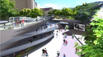 Helsingin pyöräilybaanalle haetaan esikuvaa New Yorkista – tällainen Baanasta tulee, jos visio toteutuu