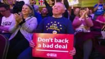 Britannian hallitus käsittelee tänään EU-eron sopimusluonnosta