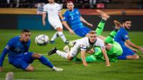 Футбольная сборная Финляндии проиграла грекам, но досрочно вышла из группы в турнире Лиги наций