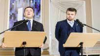 Viron hallitus horjuu YK:n siirtolaisuusopimuksen vuoksi – pieni Isänmaa-puolue estää Viron liittymisen sopimukseen