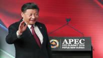 Kokousväen luksusautot raivostuttavat köyhässä Papua-Uusi-Guineassa – Kiinan Xi sivalteli Yhdysvaltoja APEC:issa