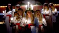 Väite koulun perinteisen Lucia-juhlan kieltämisestä levisi Ruotsissa – ja kohu oli taas kerran valmis