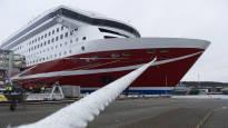 Myrsky vaikeuttanut laivaliikennettä –