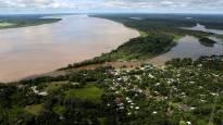 Suojeluryhmä: Amazonin alue kärsii todella laajasta laittomasta kultakaivostoiminnasta