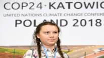 15-vuotias Greta Thunberg on Puolan ilmastokokouksen supertähti –  kannustaa kaikkia perjantaina lakkoon ilmaston vuoksi