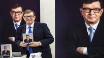 Väyrysen korttitemppu onnistui: 5000 kannattajakorttia uudelle puolueelle