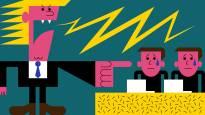 Pomon palaute voi saada työntekijän loistamaan tai repiä itsetunnon riekaleiksi