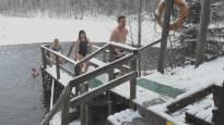 Talviuintiharrastus on nousussa – nyt myös nuoret aikuiset ovat innostuneita kylmästä kylvystä