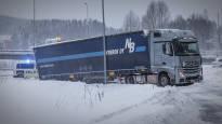 В Финляндии теперь разрешены грузовики длиннее тридцати метров