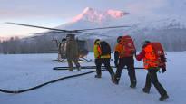Norjan poliisi jatkaa viimeisen lumivyöryuhrin etsintöjä huomenna