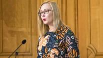 Бывшая спикер парламента Мария Лохела переходит из «Синего будущего» в политическое движение Харкимо