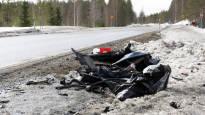 Kiteen rajussa liikenneonnettomuudessa neljäs kuolonuhri