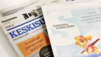 Läjä isoja lehtiä yksiin käsiin: Keskisuomalaisen haltuun 6 sanomalehteä Kaakkois-Suomesta –