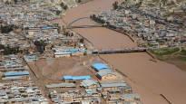 Tulvat piinaavat Irania – 70 kuollut