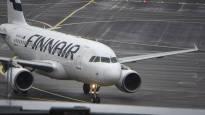 Otkes: Airbus-kone laskeutui Helsinki-Vantaalle rikkoutuneella renkaalla
