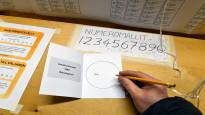 Asiattomia merkintöjä löytyi tänäkin vuonna äänestyslipuista – eduskuntavaaleista 17 844 lippua hylkyyn