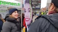 Vihreiden Riikka Karppinen keräsi puolueensa kolmanneksi suurimman äänisaaliin – jäi silti Lapissa rannalle äärimmäisen pienellä erolla