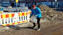 Lomamatkalla iskenyt ympäristöahdistus sai Jussi Isoahon juoksemaan roskapussin kanssa: