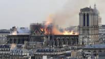 Turun tuomiokirkko järjestää hyväntekeväisyyskonsertin pahoin palaneen Notre Damen hyväksi