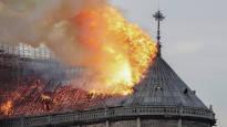 Kirkkoasiantuntijan mukaan Notre Damen hävitys ei ole totaalista:
