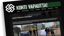 Из-за демонстрации неонацистов подано заявление в полицию