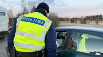 Полиция: утром на границах Уусимаа был слишком оживлённый трафик – избегайте поездок на личном автомобиле