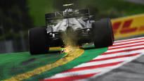 Valtteri Bottas suututti pinkin yllättäjätiimin kuskin – Kimi Räikkönen tuloslistan hännillä harjoituspäivän päätteeksi