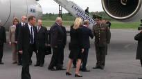 Putinin tuloa valmisteltiin kaksi viikkoa, mutta kaikki oli ohi viidessä minuutissa – Näin tsaarin armeijan harjoittelukenttä muuttui 100 vuodessa itärajan kansainväliseksi lentokentäksi