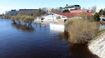 Tornionjoen tulva voi aiheuttaa isoja vahinkoja – tulvapenger ei ehkä pidättele kaupunkia kastumiselta