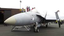 Россия совершает наблюдательный визит в эскадрилью Лапландии в Рованиеми