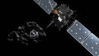 Tähtiharrastaja teki kiehtovan gif-videon komeetan maisemista