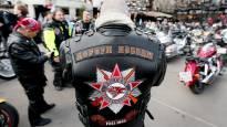 Putinia tukevien Yön Susien moottoripyöräjengi Suomessa