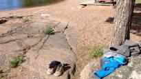 Rannalle unohtuneista vaatteista voi seurata tuhansien eurojen pelastustehtävä – merivartiosto: älä mene uimaan yksin