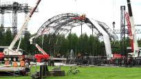 Jättikonserttien lisäksi Kantolan tapahtumapuisto tavoittelee kaupunkifestareita
