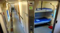 Makuupaikan vaihto kesken yötä ihmetyttää – suora yöjunayhteys voi jäädä saamatta, mikäli lippua ei varaa hyvissä ajoin