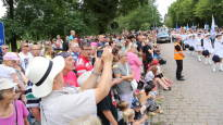 Kotkan Meripäivät tarjoaa 200 000 kävijän käyttöön kaksi juomavesihanaa –