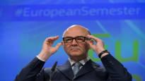 Komissio: Talouskasvu kärsii kauppasodasta, näkymät heikkenivät