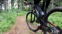 Maastopyöräilyn ystäville ilouutisia: Repoveden ulkoilureitti uudistuu