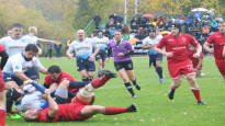 Rugby history: First female referee presides over international match in Helsinki