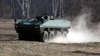 Arabiemiraatit saa Patrian toimittamat panssariajoneuvot kuntoon – asevalmistaja sai vientiluvan varaosille