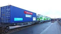 Uusi sopimus allekirjoitettu: Suomesta aletaan suunnitella suoraa tavarajunareittiä liki 4 000 kilometrin päähän Kazakstaniin