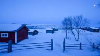 В Финляндии закончилась полярная ночь – в Утсйоки опять светит солнце