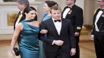 Finnish Formula 1 wife voted belle of the ball at Presidential Gala